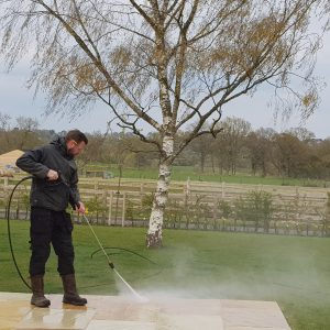 Pressure Jet Washing Gallery
